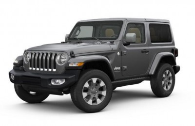 All-New Wrangler 2DR